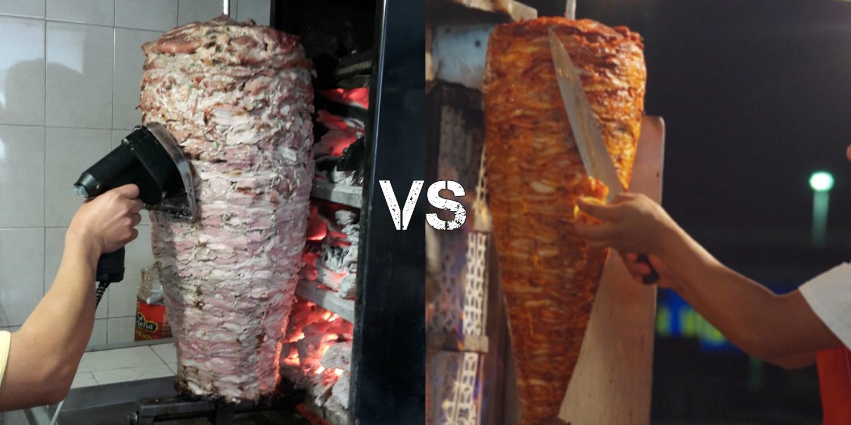 Cortadora vs cuchillo medium