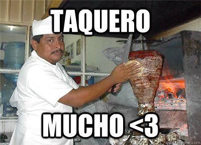 taquero