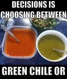 Para salsas, las mexicanas